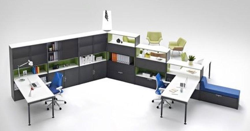 designer office storage