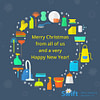 Merry Christmas from Swift Office Cleaning