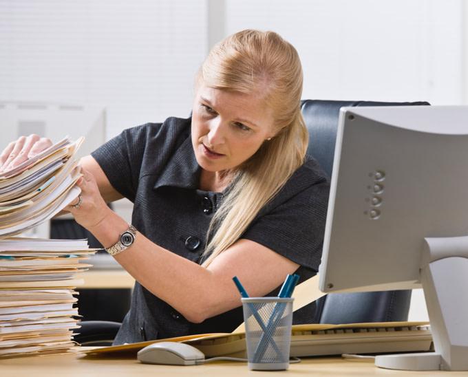 organise-paperwork-desk-tidy